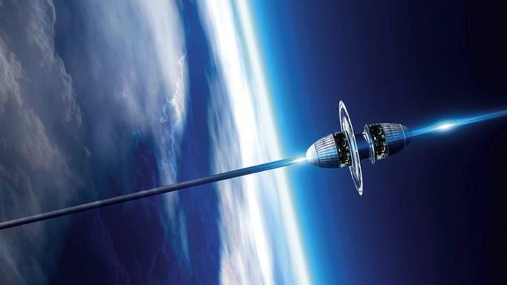آسانسوری برای سفر به ماه