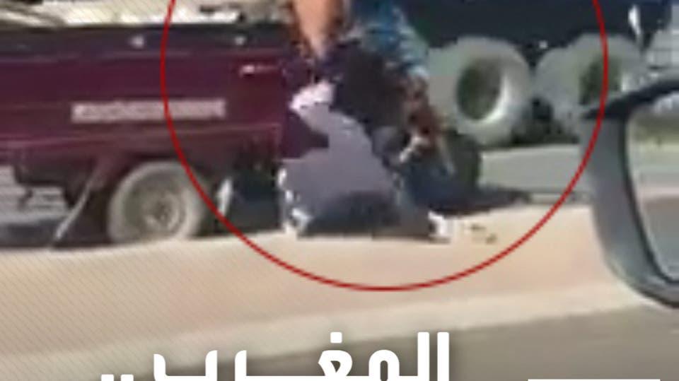سحلوا شرطياً قبل عام.. فعاقبهم القضاء المغربي بأحكام قاسية