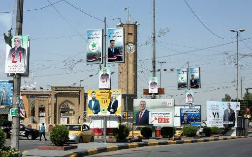 """""""Nothing will change""""…desperation and indifference ahead of the elections in Iraq"""