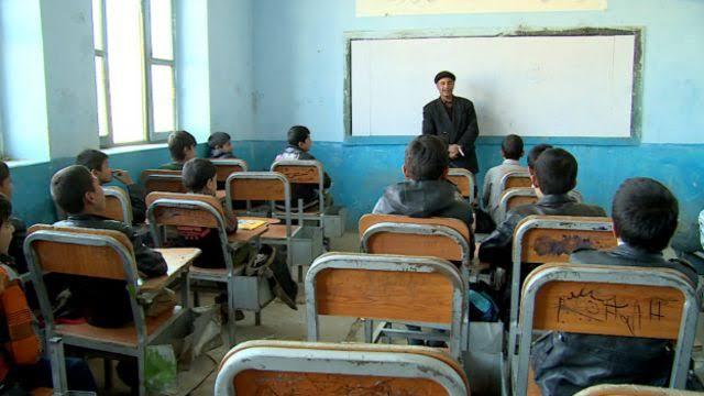 ممنوعیت تحصیل دختران در افغانستان