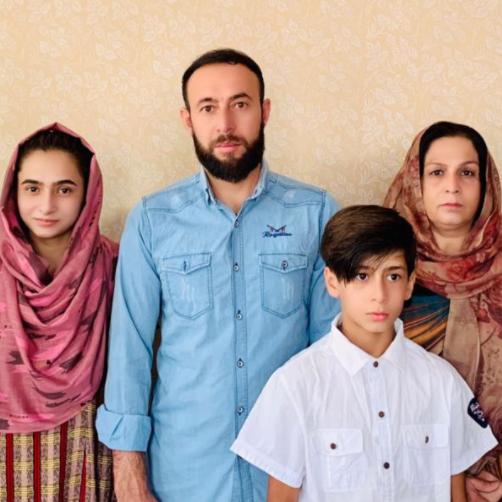 فيديو خاطئ وراء مأساة كابل..قصة أفغاني اشتعل مع 7 أطفال
