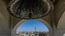 Former ISIS stronghold of Mosul in Iraq sees church receive new bell