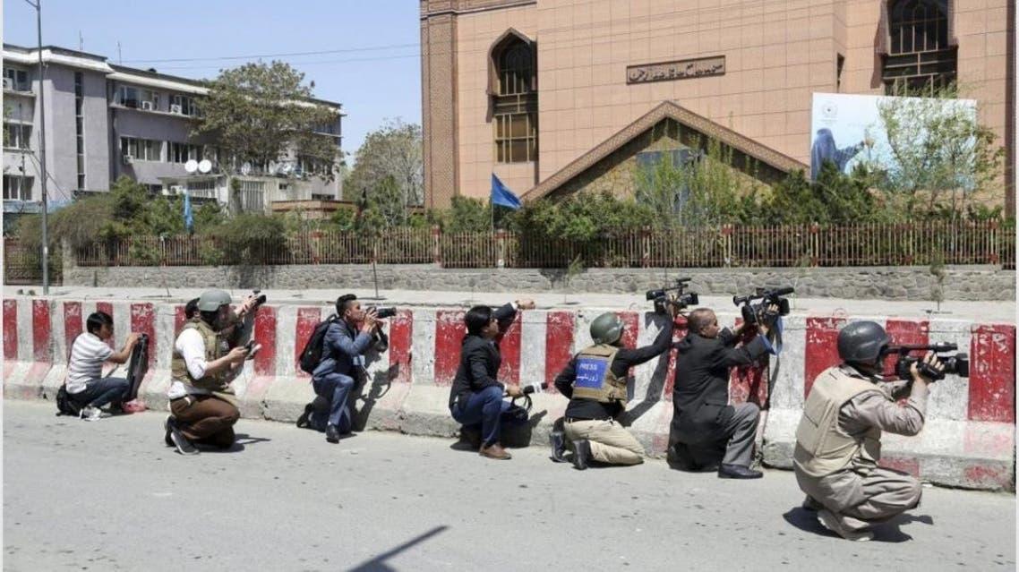 شرایط سخت روزنامهنگاران در افغانستان