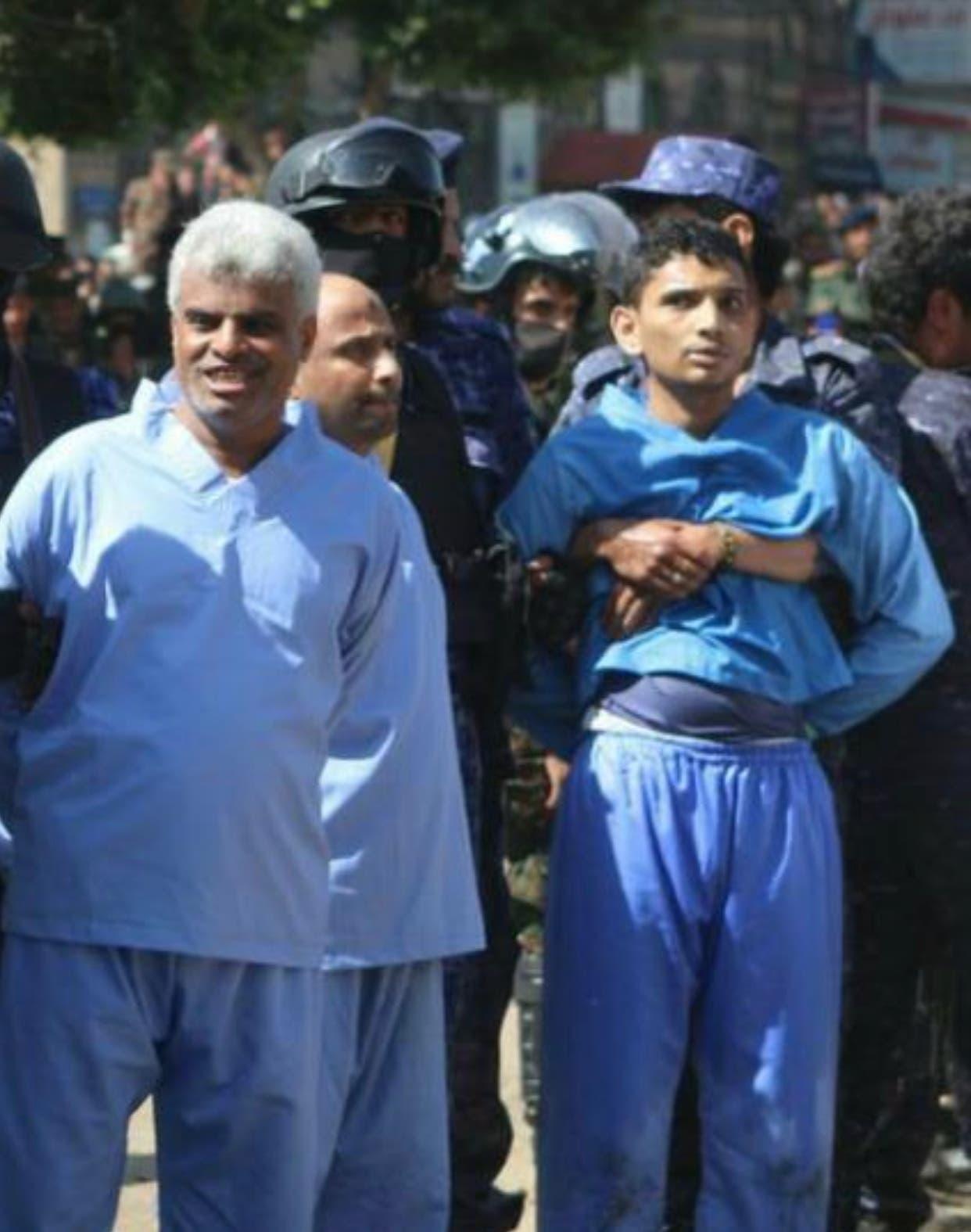 الطفل الذي أعدمته ميليشيات الحوثي اليوم السبت
