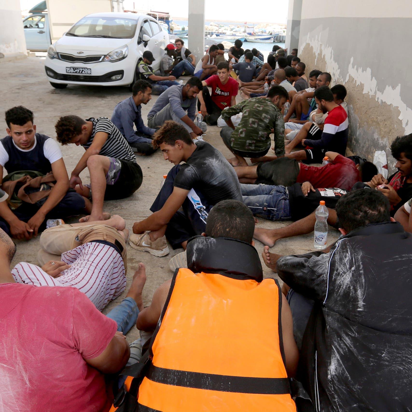 معاناتهم لا تنتهي.. مهاجرون معتقلون يختفون في ليبيا