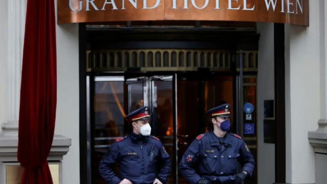 هتل محل مذاکرات اتمی وین
