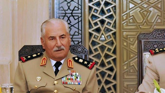 Syria's defense minister meets Jordan's army commander in Amman