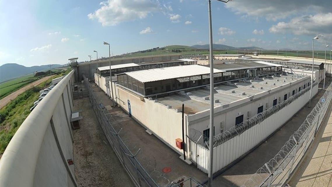 زندان «جلبوع» در شمال اسرائیل
