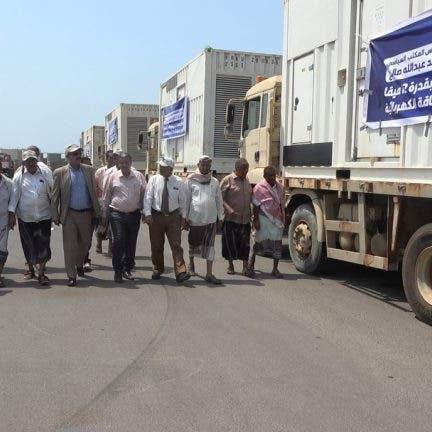 اليمن.. ميناء المخا يستقبل سفينة تجارية بعد أيام من هجوم حوثي