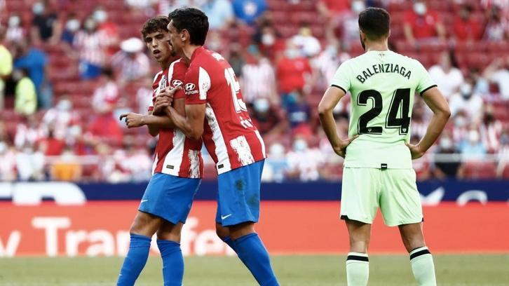 لالیگای اسپانیا؛ اتلتیکو مادرید و بیلبائو به تساوی بدون گل رضایت دادند