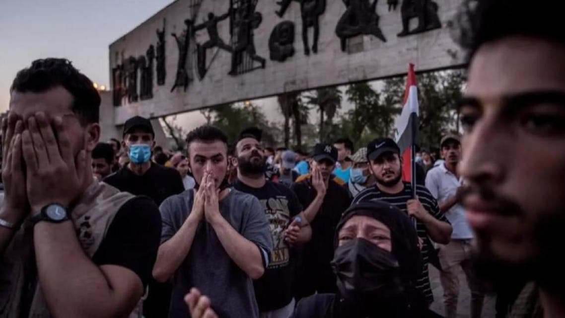 اعتراضات عمومی در عراق