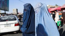 Taliban tell hundreds of women in Afghanistan to stay home, not report to work