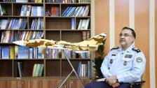 قائد سلاح الجو الإيراني الجديد تدرب بمقاتلة روسية عبر الواقع الافتراضي