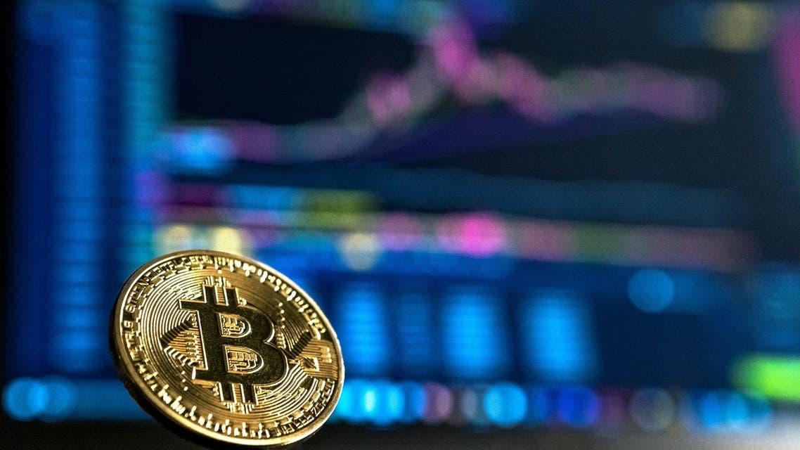 An illustration of a bitcoin. (Unsplash, Andre Francois Mckenzie)
