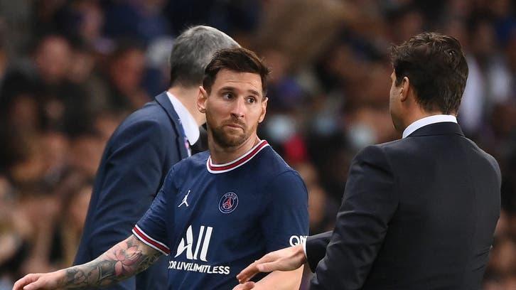 مجدداً.. ميسي يواصل الغياب عن مباريات باريس سان جيرمان