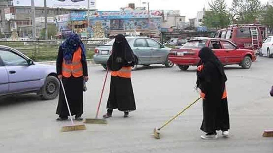 پاکبانان شهرداری کابل