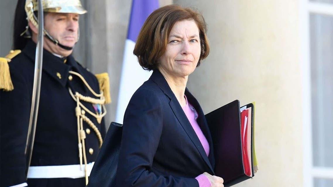 فلورنس پارلی، وزیر دفاع فرانسه