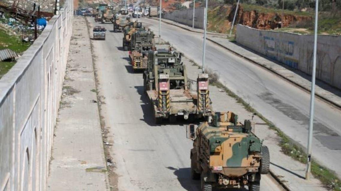 نیروهای ترکیه در سوریه