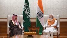 سعودی وزیرخارجہ کا بھارتی وزیراعظم سے دوطرفہ تعلقات اورعلاقائی امورپرتبادلہ خیال