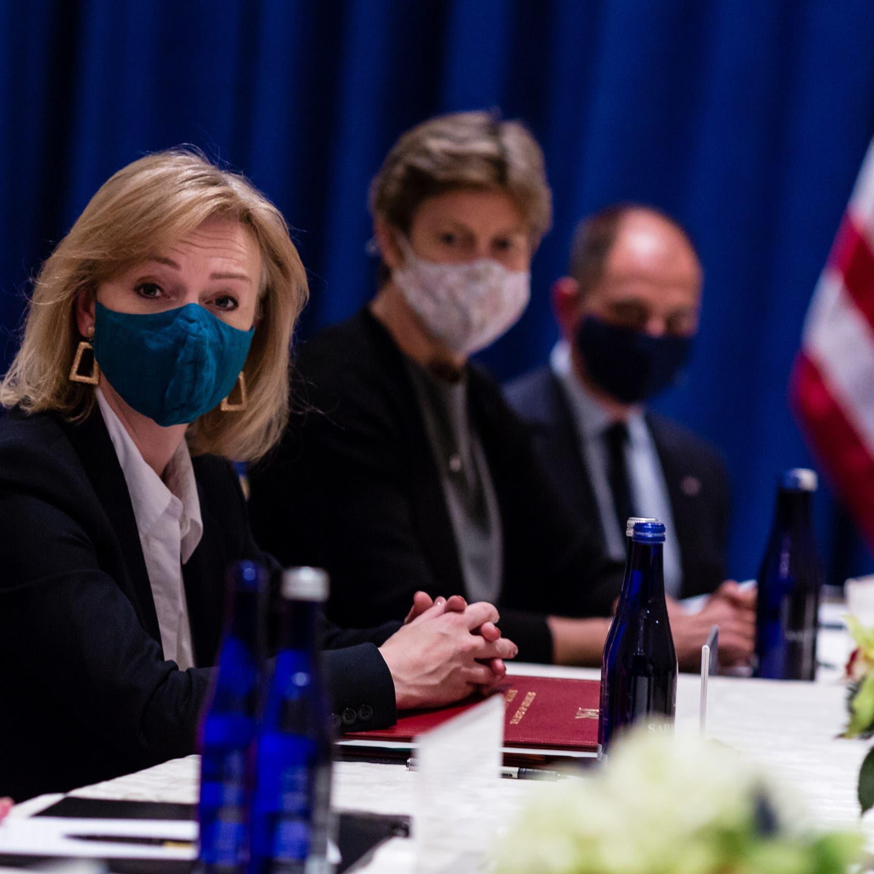 UK, US discuss Iran, Afghanistan, security deal