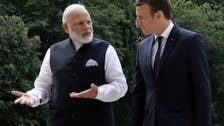 Modi, Macron vow to 'act jointly' after submarines dispute