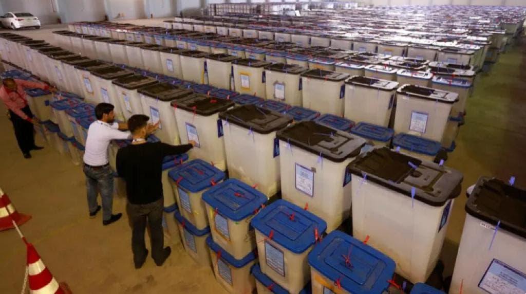 صندوقهای انتخابات