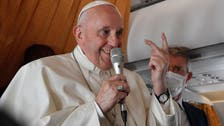Pope Francis jokes 'some wanted me dead' after surgery: Report