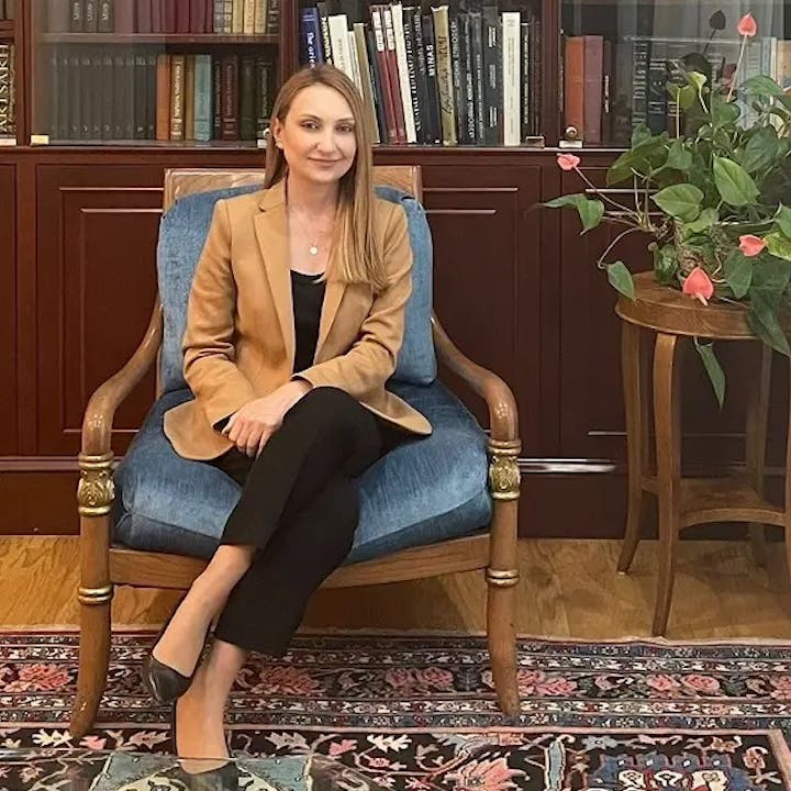 Armenia's first female ambassador to the US: 'We want peace'