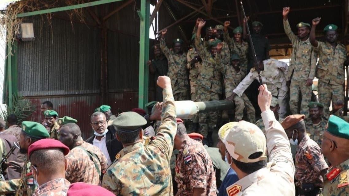 الجيش السوداني (سونا)