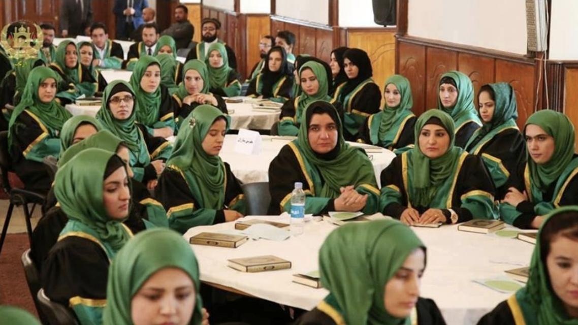 قاضیهای زن در حکومت پیشین افغانستان