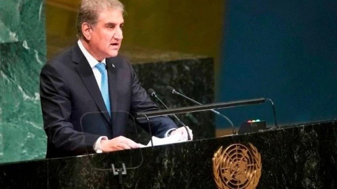 Pakistan foreign Minister: Shah Mahmoud Qurashi