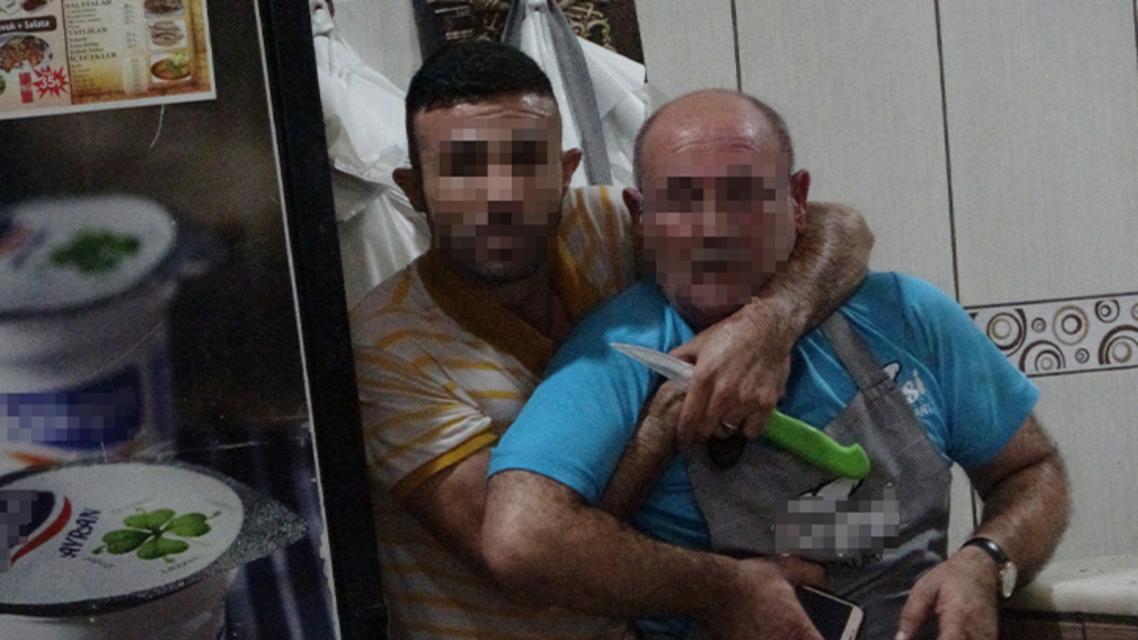 الرهينة والنادل (وسائل إعلام تركية