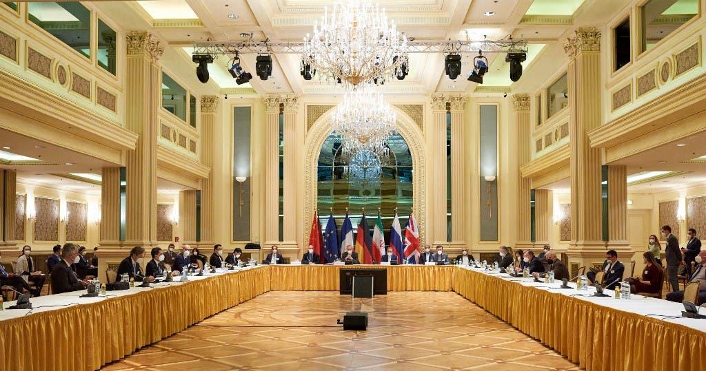 مفاوضات فيينا (أرشيفية - فرانس برس)