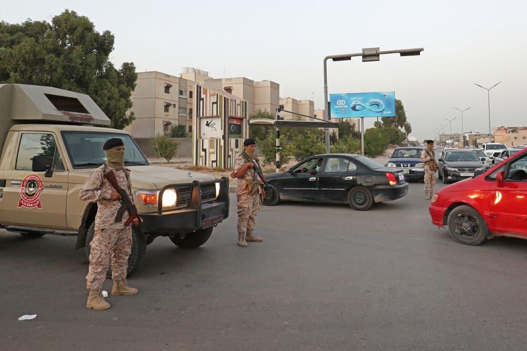 من العاصمة الليبية طرابلس (أرشيفية- فرانس برس)