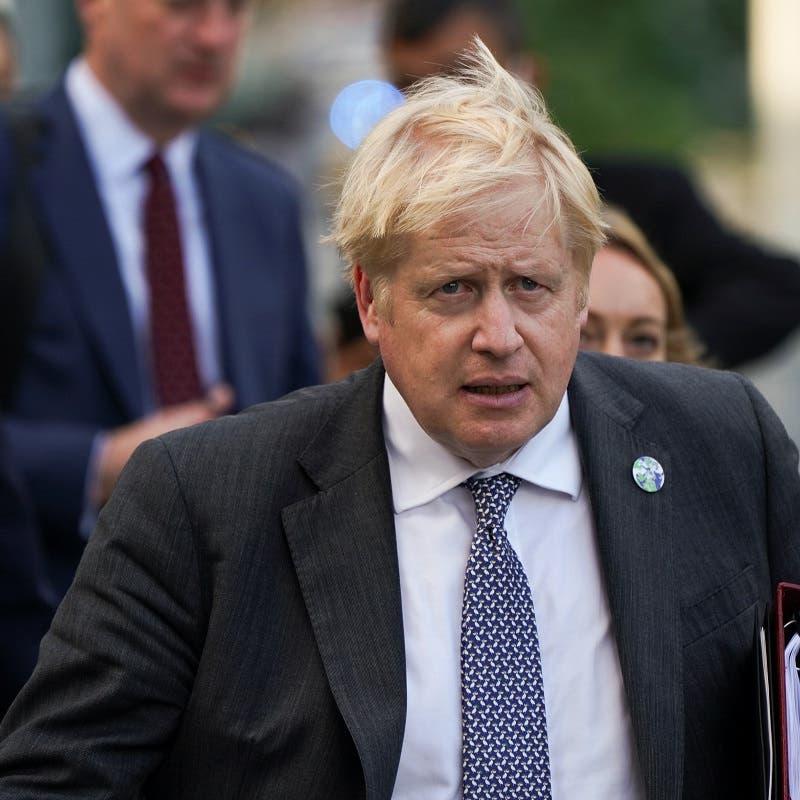 'Donnez-moi un break,' UK's Boris Johnson tells France after submarine deal