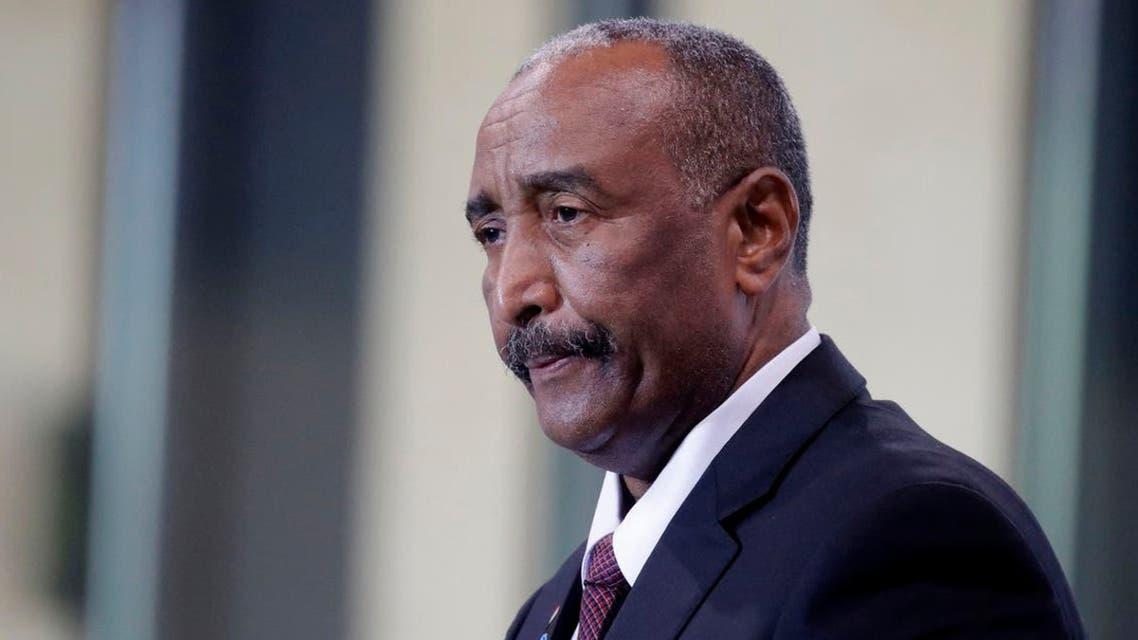 Sudan: Abdual alfatah alburhan