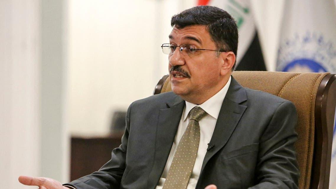 مهدی رشید الحمدانی، وزیر منابع آبی عراق