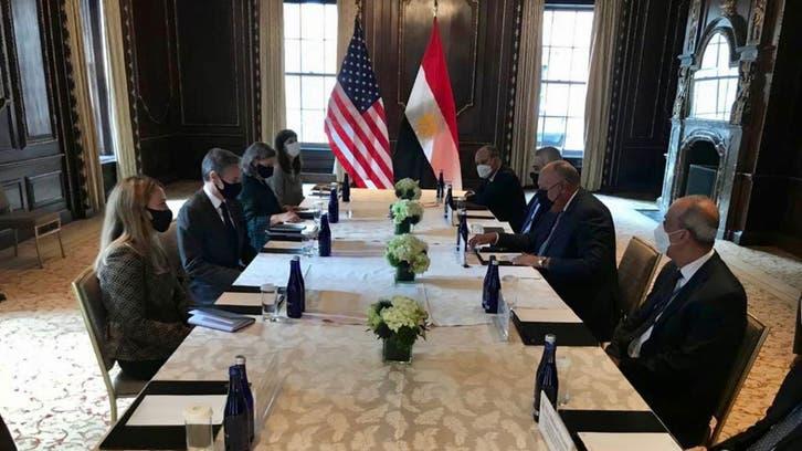لقاء مصري أميركي حول القضايا المشتركة