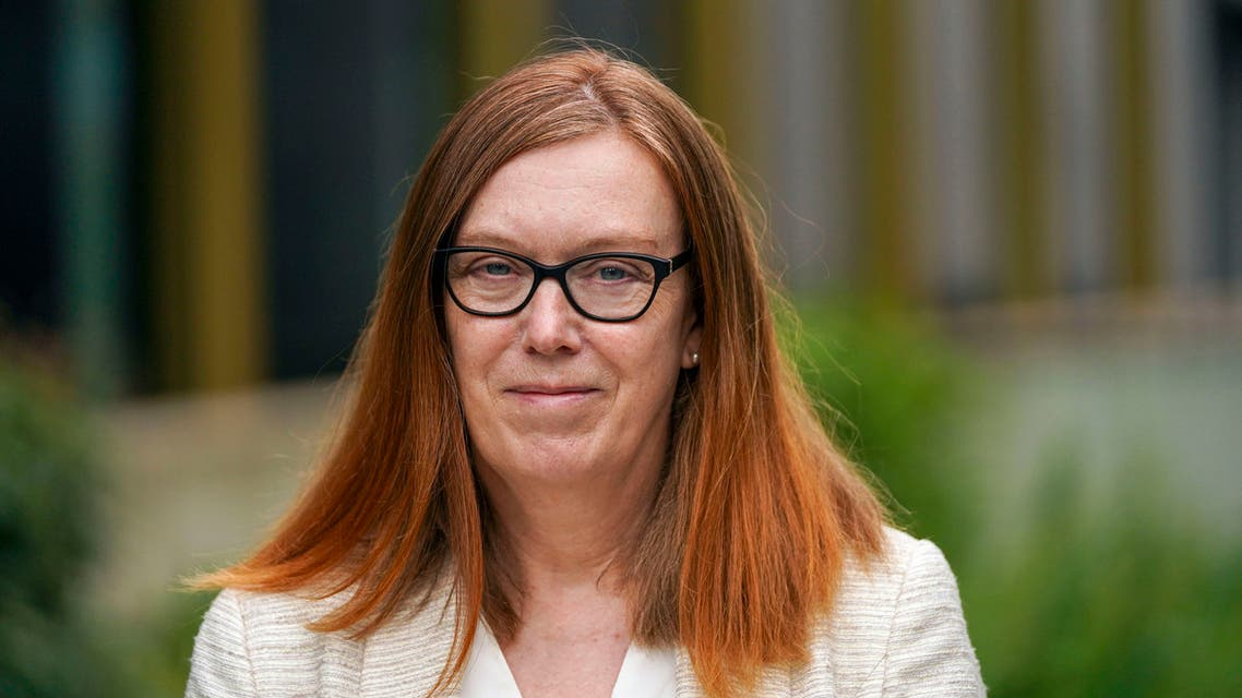 Sarah Gilbert, professor of vaccinology at Oxford's Jenner Institute and Nuffield Department of Clinical Medicine, poses for a photo in Oxford, England, Friday June 11. (File photo: AP),