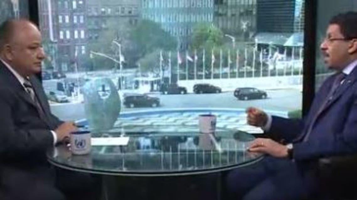 وزير الخاجية اليمني
