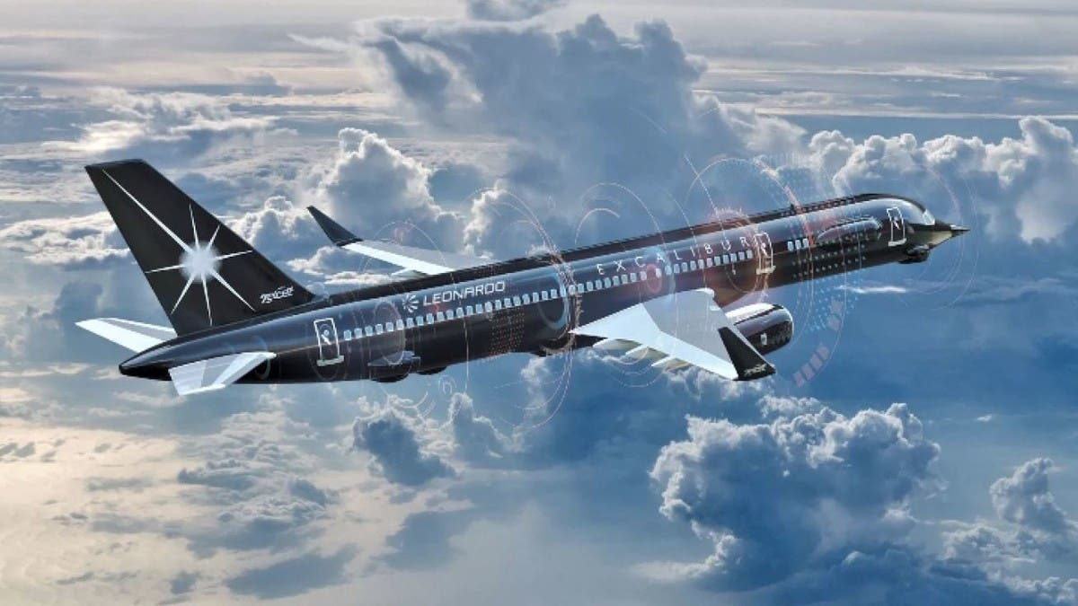 تعديل طائرة تجارية لتجري اختبارات بدلاً من مقاتلات الجيل السادس
