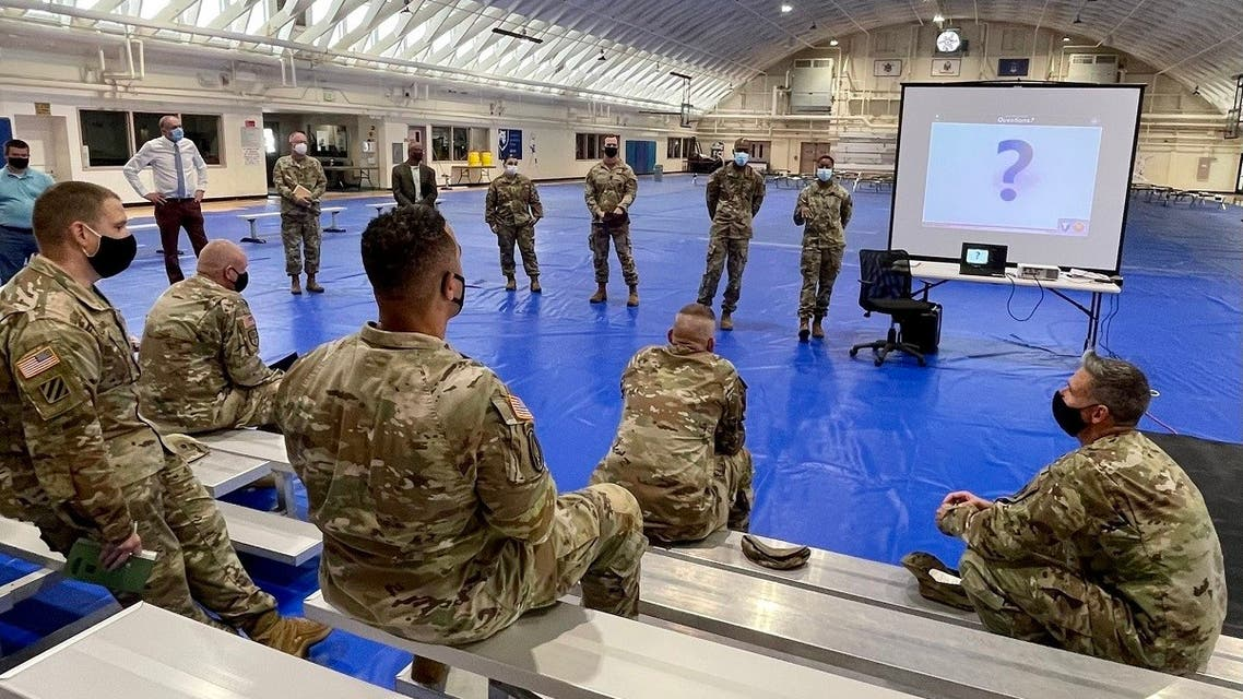 Fort Meade announced on Sept. 14 that it will execute an Integrated Protection Exercise  starting September 21 through September 24, 2021. (Twitter/@FtMeadeMD)