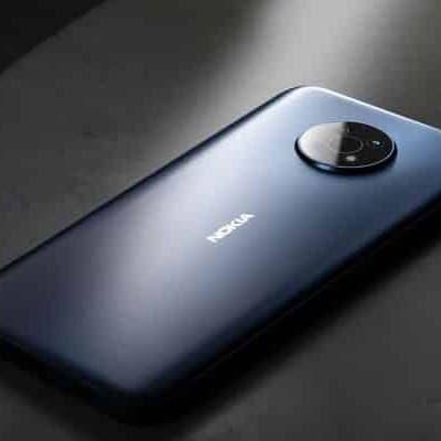 شاهد.. هاتف نوكيا الجديد G50 الداعم لتقنية 5G