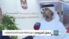 وزير الطاقة الإماراتي للعربية: ارتفاع أسعار الغاز الطبيعي ليس جيداً للمنتجين