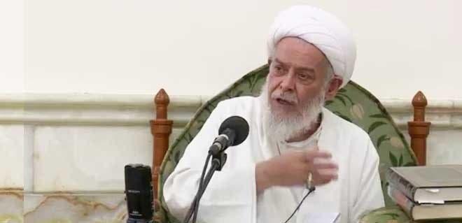 الشيخ هادي آل راضي