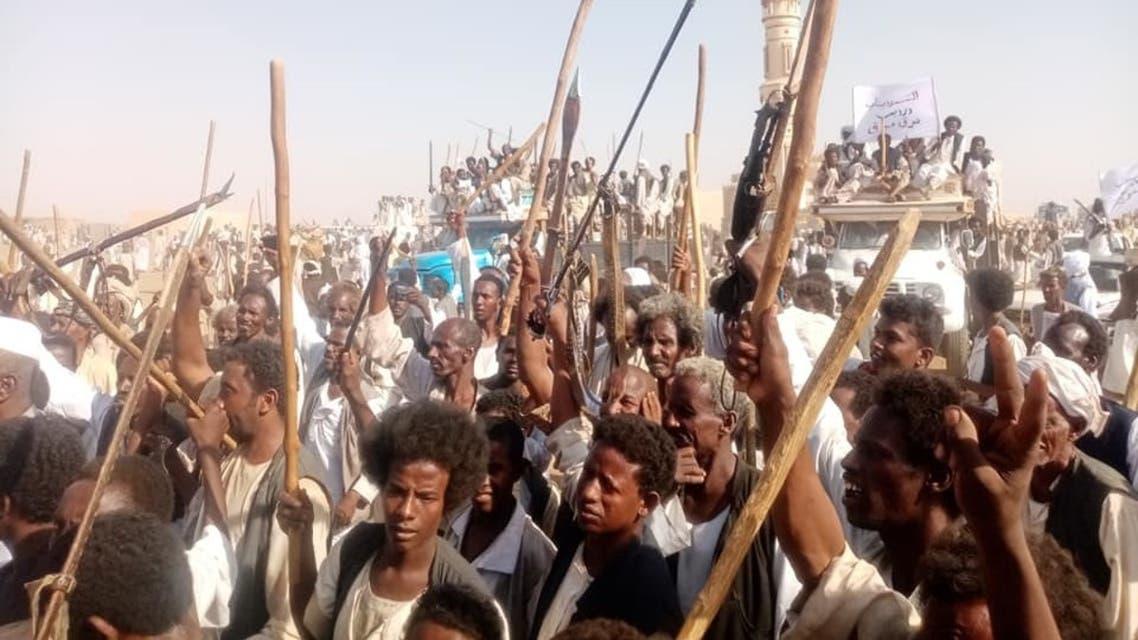 مجلس نظارات البجا والعموديات في بورتسودان