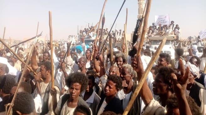 محتجو شرق السودان يصعدون.. وقبائل كسلا تحشد أنصارها دعما للحكومة