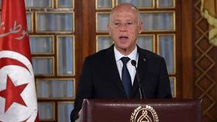 قيس سعيد لـ بوريل: الدولة التونسية كانت على وشك السقوط