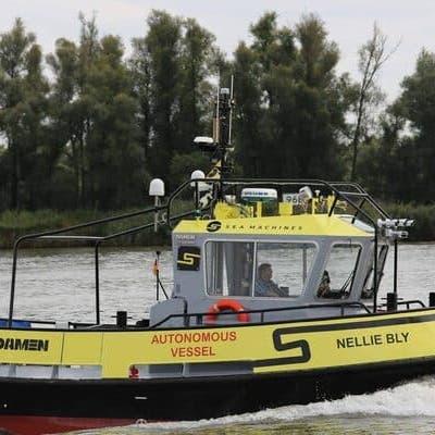 حقبة جديدة للنقل البحري.. هذه أول قاطرة ذاتية القيادة