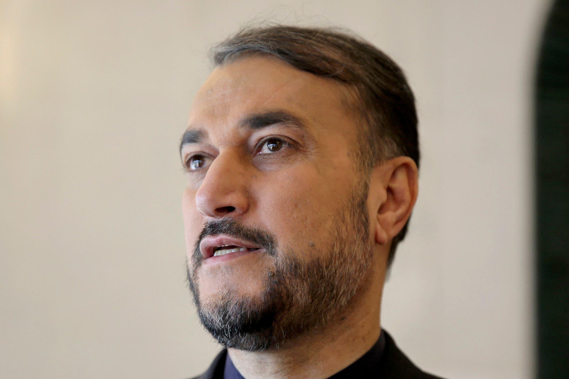 حسين أمير عبد اللهيان (أرشيفية من فرانس برس)